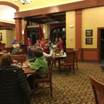 Seniors having fun at Eagan Pointe Senior Living