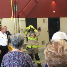 Fire Fighters at Eagan Pointe Senior Living