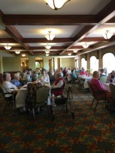 Eagan Pointe Senior Living-Celebrating Mother's