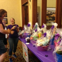 national-night-out-alzheimers-association-fundraiser-eagan-pointe-senior-living-raffle gift baskets