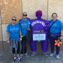2017 Walk to End Alzheimer's Recap-Eagan Pointe Senior Living-Happy walkers