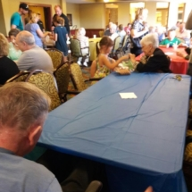 Grandparents Day-Eagan Pointe Senior Living-candid shot
