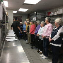 A Tour of Eagan Pointe Senior Living's Kitchen