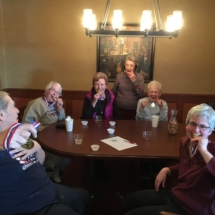 Olympic Trivia at Eagan Pointe Senior Living