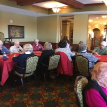 Vulcan Bingo at Eagan Pointe Senior Living
