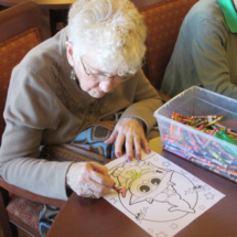 Halloween-Crafts_EaganPointeSeniorLiving
