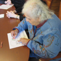 HalloweenCrafts-EaganPointeSeniorLiving